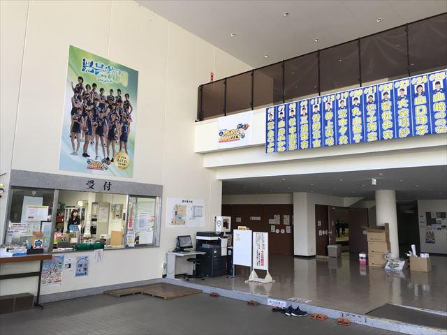 上尾メディックスポスター-市民体育館-1